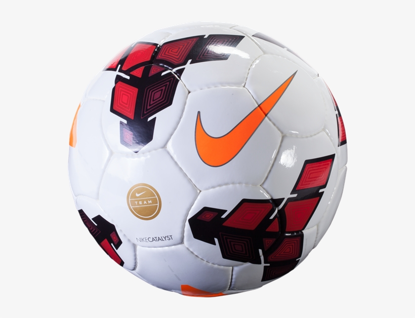 Nike Catalyst Team Ball - Nike All Soccer Ball, transparent png #2889286