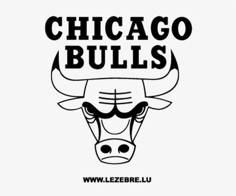 White Chicago Bulls Logo 15 Chicago Bulls Png Chicago Bulls Word