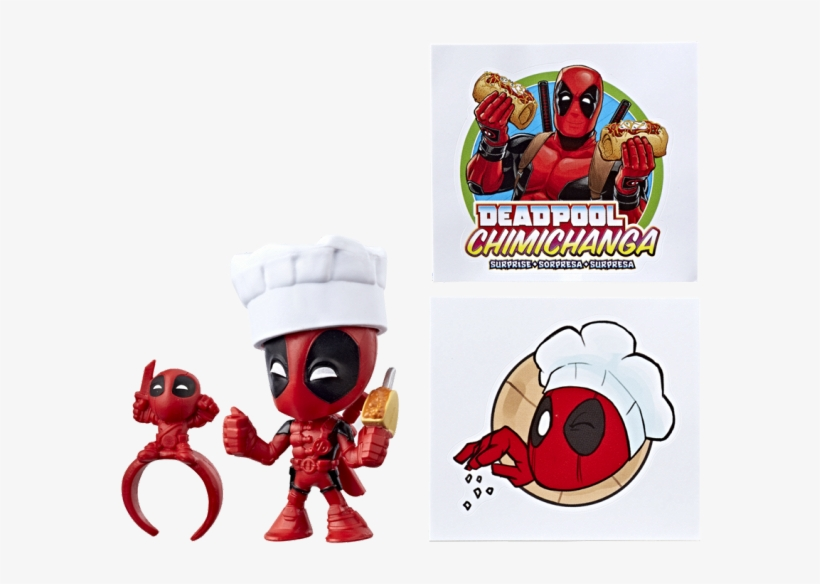 Food Deadpool Eating, transparent png #2892159