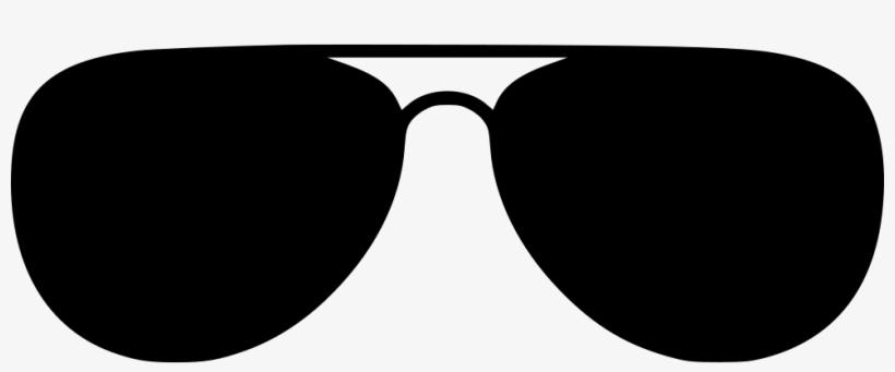 Png File - Sunglasses Aviator Black Png, transparent png #2892700