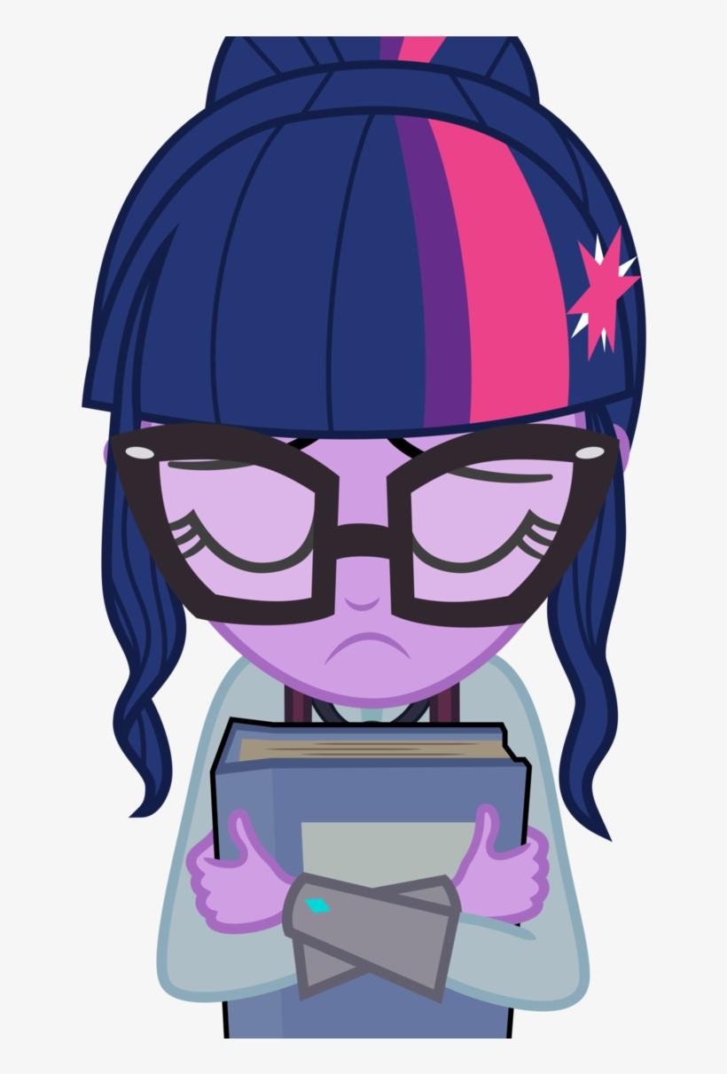 Sad Alternate Twiligt Sparkle Vector Hd - Mlp Eg Twilight Sparkle Friendship Games, transparent png #2893506