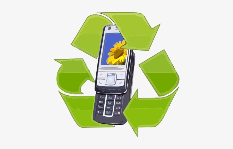 Chances Are You Have An Old Cell Phone Lying Around - Mobile Phone Recycling Service, transparent png #2897081