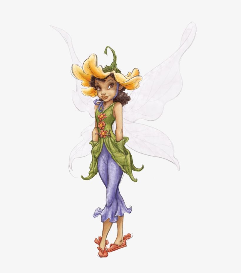 Fairy Fashion - Disney Fairies Wall Stickers, transparent png #290021