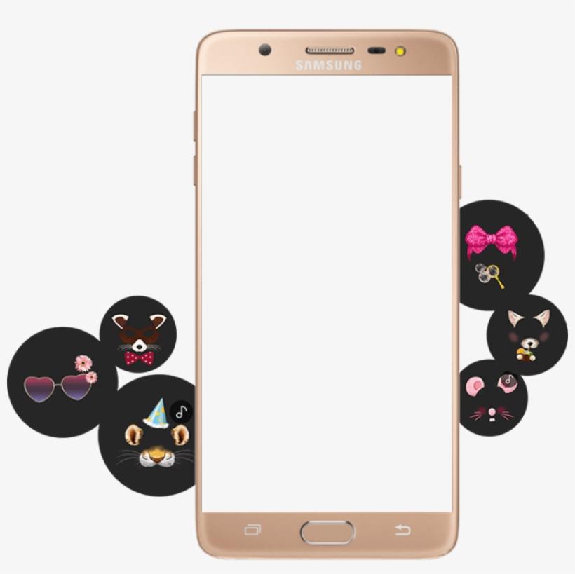 Samsung J7 Pro Mobile Frame, transparent png #290633