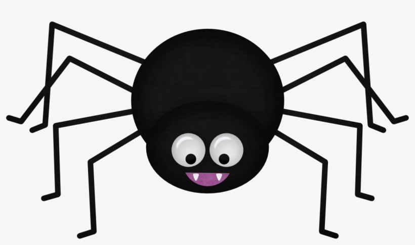 Spider Clipart Kid Png - Spider Clipart For Kids, transparent png #291798