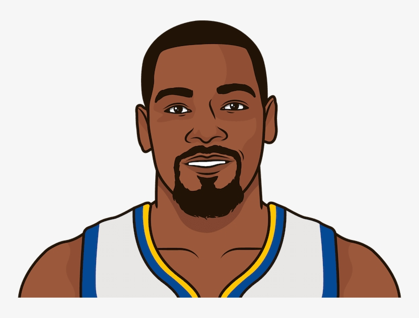 Kevin Durant - Kevin Durant Cartoon Drawing, transparent png #291876