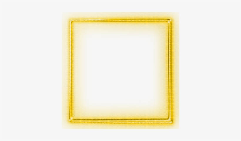 Orange Glowing Neon Frame Transparent Green Frames Png Free Transparent Png Download Pngkey