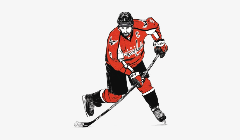 Washington Capitals Ice Hockey Sport Goal - College Ice Hockey, transparent png #293446