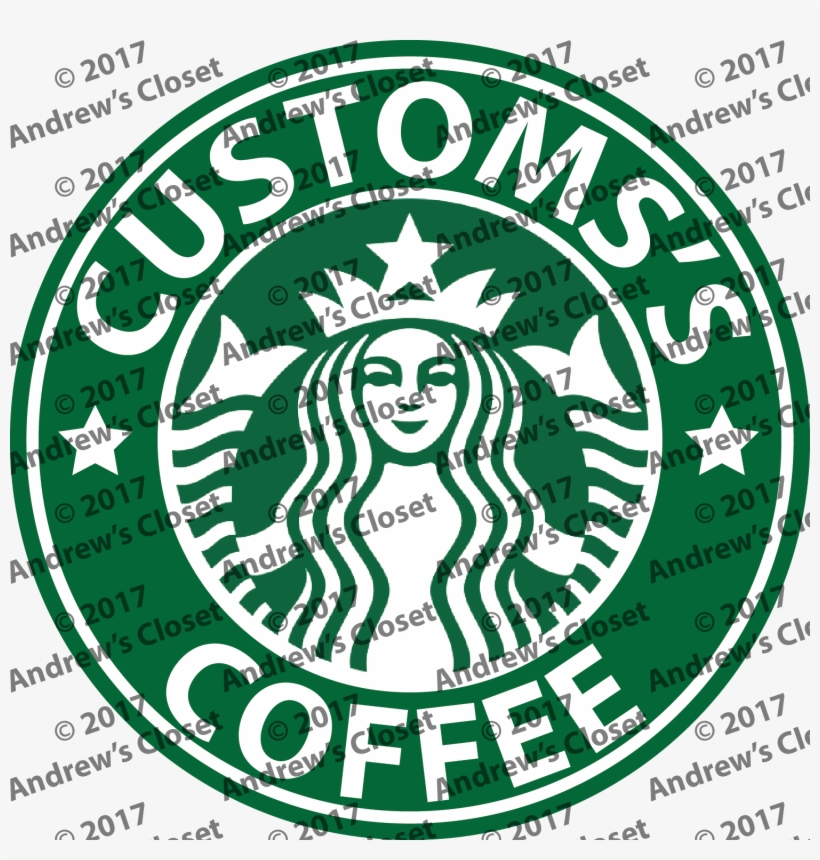 """57 - Starbucks Wall Tapestry - Small: 51"""" X 60"""", transparent png #294910"""