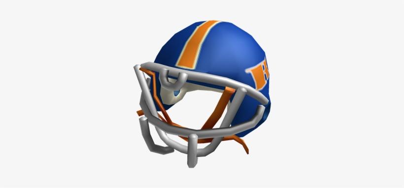 Roblox Warriors Football Helmet - Roblox Football Helmet, transparent png #298836