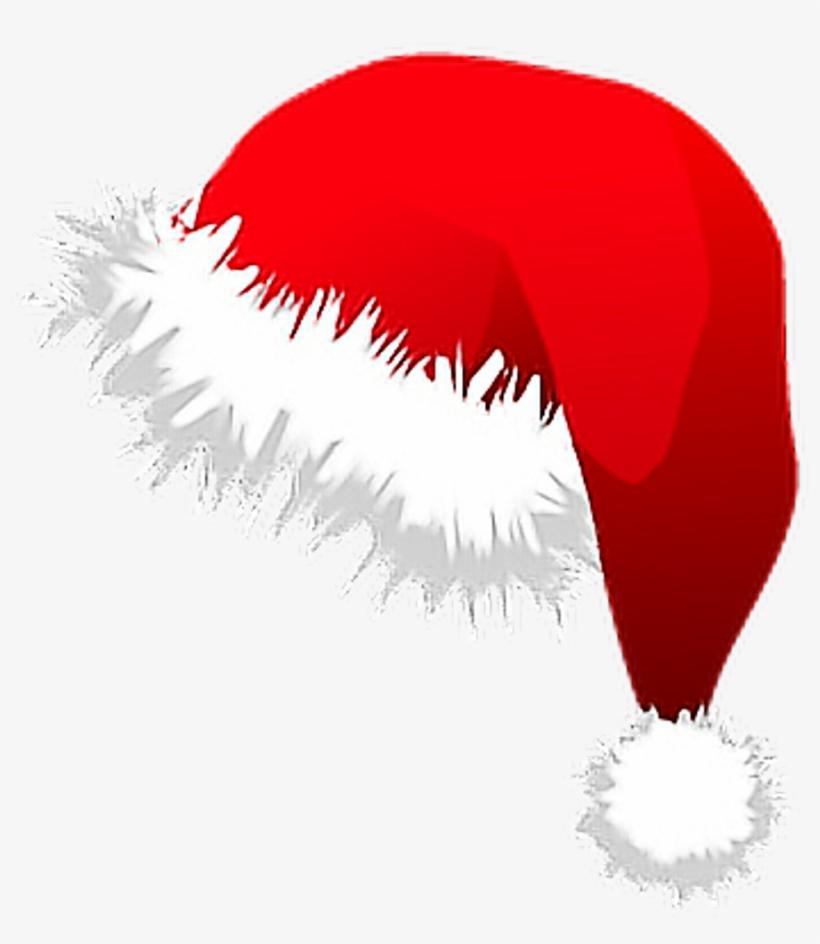 Christmas Hat Sombrero Gorro Navidad Freetoedit - Santa Hat Clipart  Transparent Background 1d32ab08d58