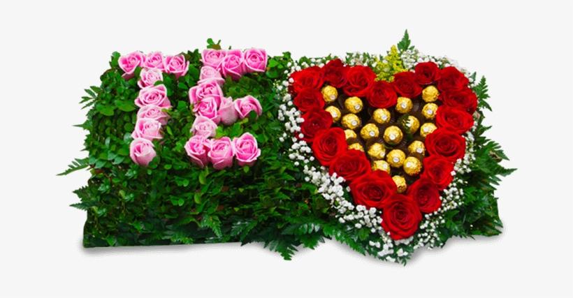 La Floristería Honduras - Arreglos De Flores Con Nombres, transparent png #2901158