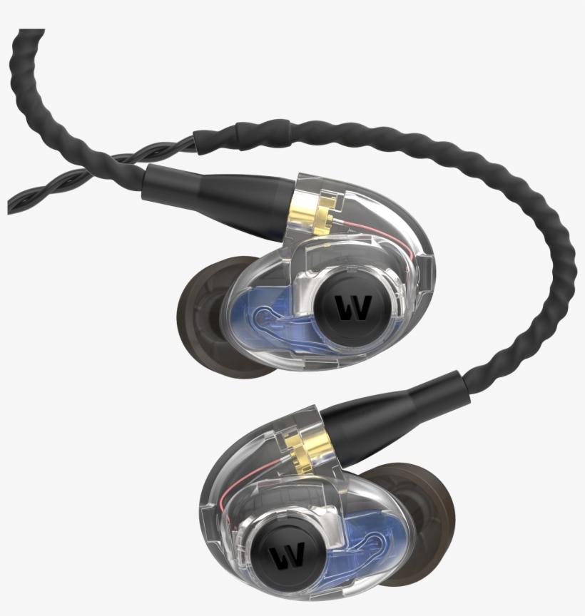 Am Pro 20 Earphones - Westone Am Pro 30, transparent png #2903167