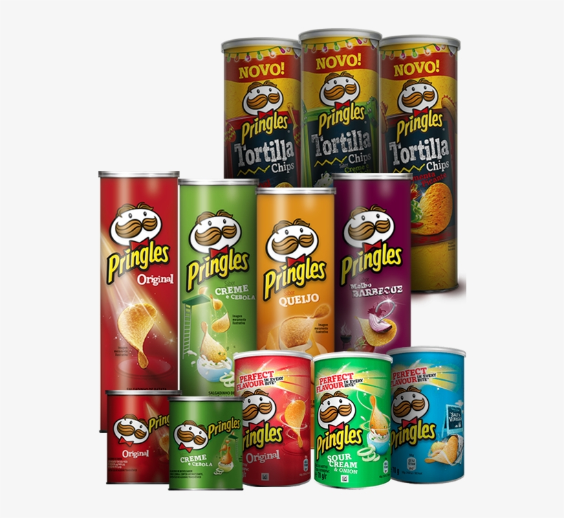 Pringles Has All The Best As A Potato Snack, With Its - Pringles Cheddar Cheese Potato Crisps, transparent png #2905821