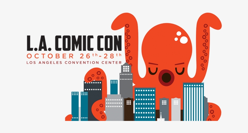 Los Angeles Comic Con - Los Angeles Comic Con 2018, transparent png #2905863