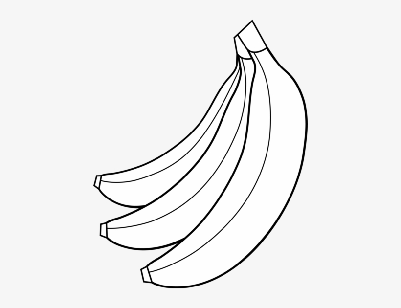 Transparent Library Bananas Clipart 3 Banana