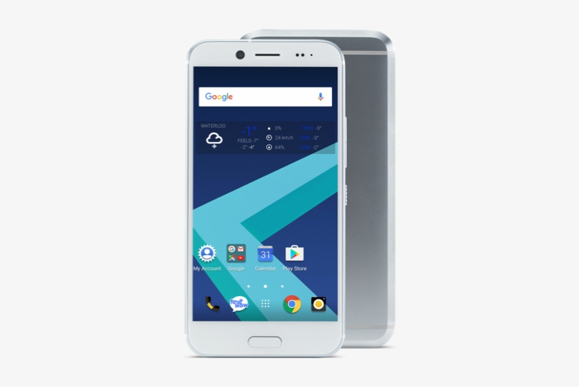 Affordable No Contract Smart Phones And Cell Phone - Mobile Phone, transparent png #2907876