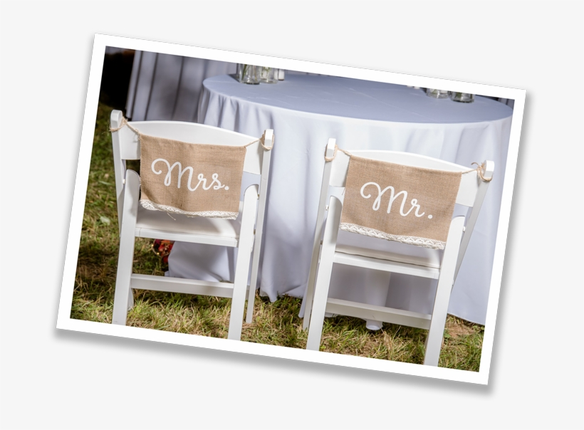 Mr-mrs - Folding Chair, transparent png #2914169
