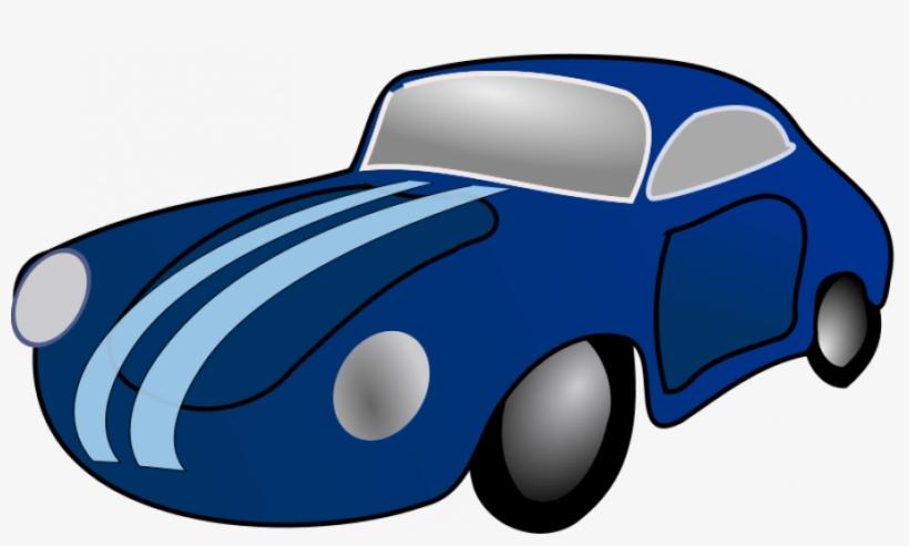 Toy Clipart Big Car - Toy Car Clipart, transparent png #2915429