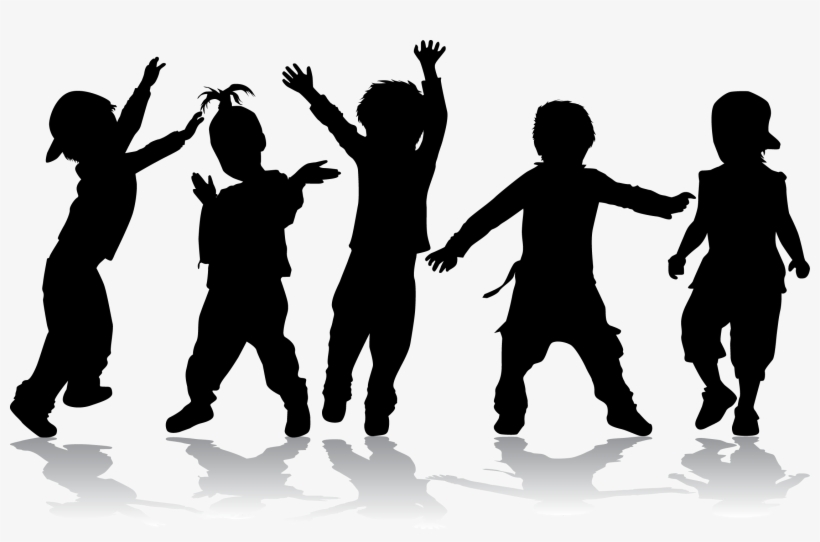 Vachildbiz@yahoo - Com - Kids Dance Vector, transparent png #2917086