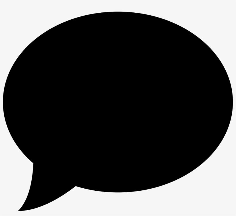 Conversation Speech Bubbles Comments - Chat Bubble Icon Png, transparent png #2918959