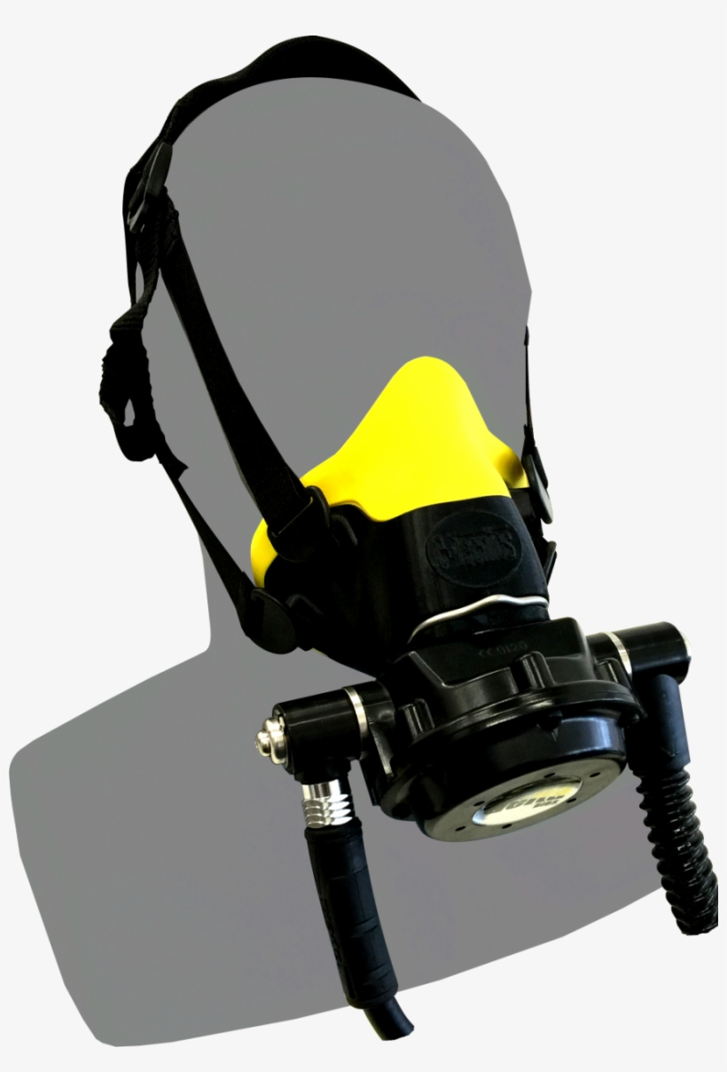 C-tecnics' Advanced Breathing Performance System - Bibs Mask