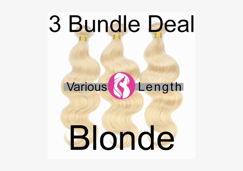 Bundles Of Weave Russian Virgin Unprocessed Blonde - Pick Up Lines About Falls, transparent png #2925079
