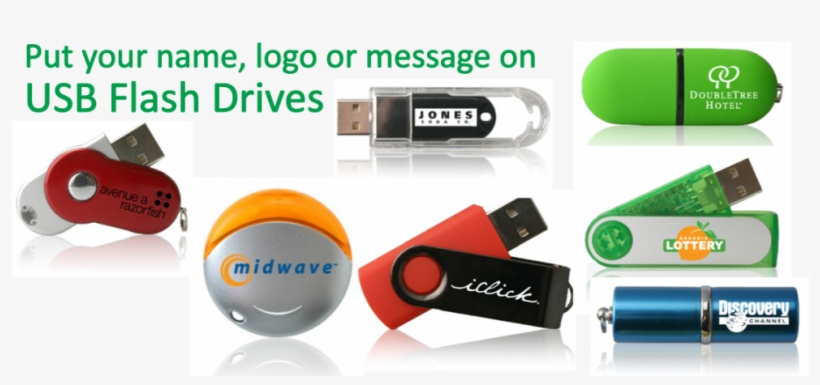 Custom Usb Flash Drives For Business And Industry - Customized Usb Flash Drive - Salem, 16gb, transparent png #2926443