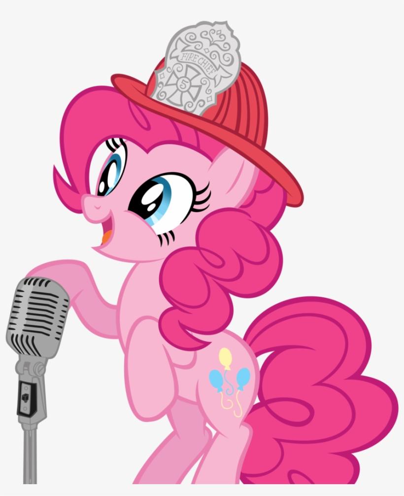 Are You Jealous, Artist - Pinkie Pie Singing Deviantart, transparent png #2927316