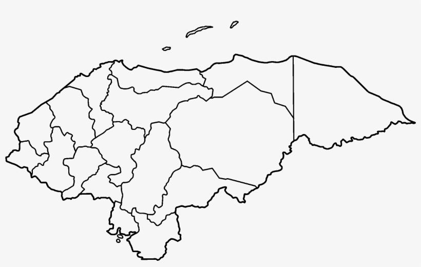 Summary[edit] - Mapa Politico De Honduras Para Colorear, transparent png #2933718