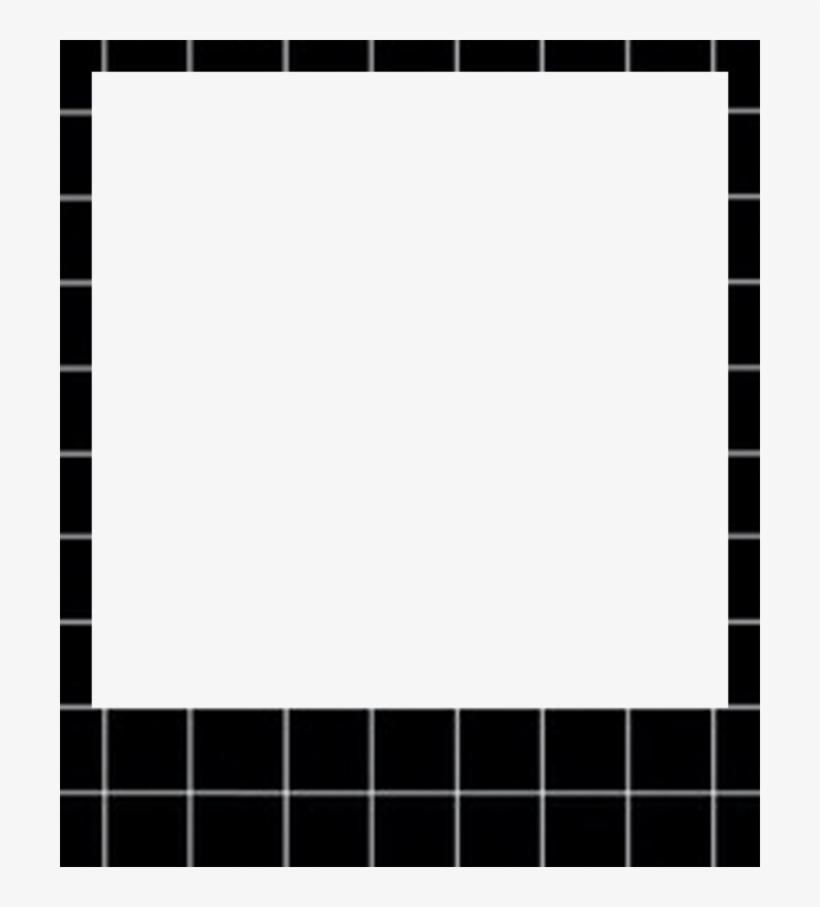 #рамка #frame #tumblr #kawaii #frame Pink #circle - Polaroid Frame, transparent png #2937879