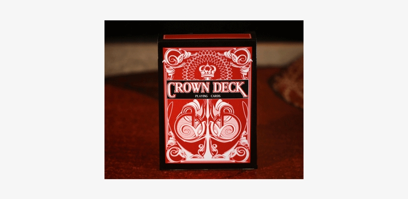 Crown Deck (red) From The Blue Crown - Tricks, transparent png #2939193