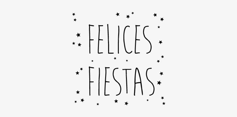 Vinilos Vinilos Navidad Felices Fiestas - Carteles De Felices Fiestas, transparent png #2940292