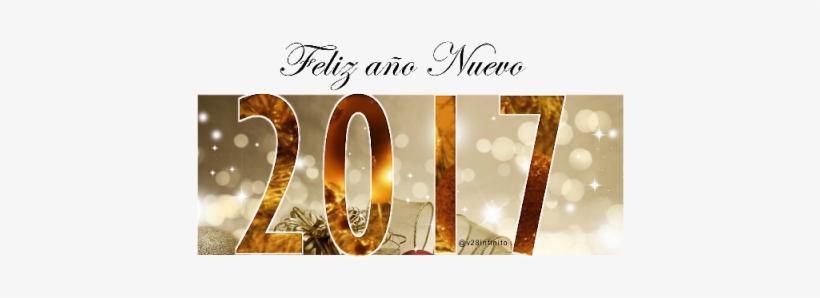 Imagen Feliz Año Nuevo 2017 - Fall In Love, transparent png #2940468