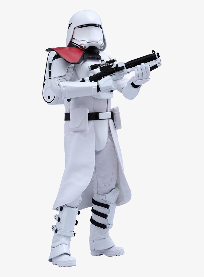 Star Wars First Order Snowtroo - Star Wars First Order Snowtrooper Officer, transparent png #2941053