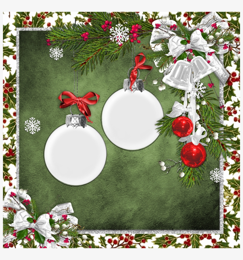 Silver Bells, Today I Have A Freebie Quickpage Made - Christmas Day, transparent png #2942934