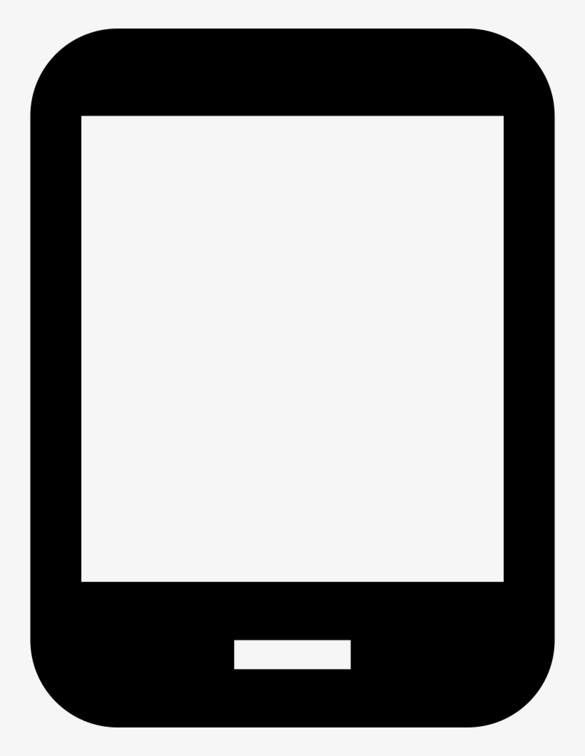 Ic Tablet Android Px Comments - Mobile Phone Png Icon, transparent png #2943753