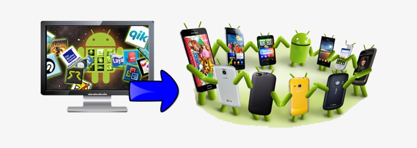Simple Ways To Install Apps From Pc To Android Phone - Install Apps For Android From Pc, transparent png #2943778