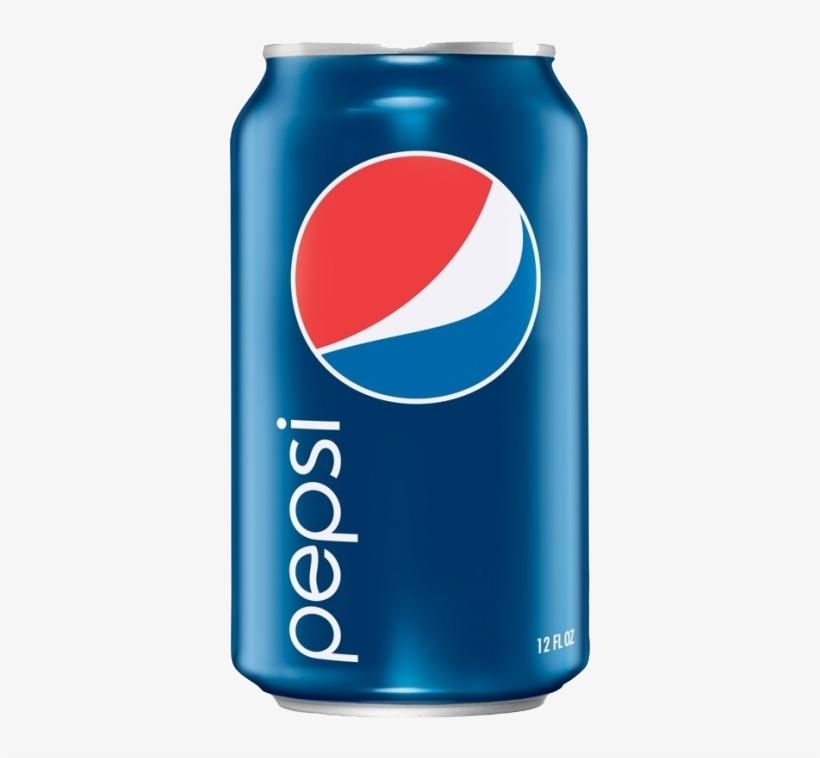 Pepsi Transparent - Pepsi 12 Oz Cans - Case Of 24, transparent png #2945565