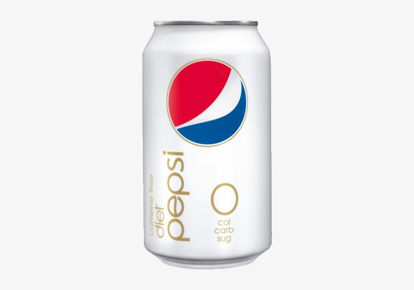 Caffeine Free Diet Pepsi - Caffeine Free Diet Pepsi Can, transparent png #2945918