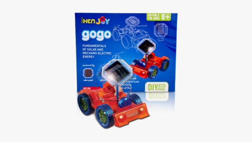 Go Car - Iken Joy Go - Go, transparent png #2946752
