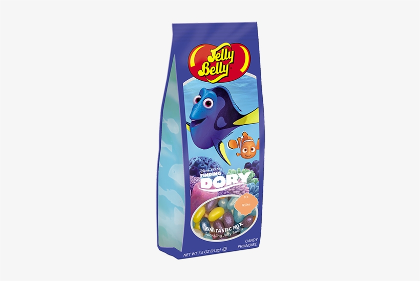 Jelly Belly Disney/pixar Finding Dory Jelly Beans - Jelly Belly Finding Dory, transparent png #2947542