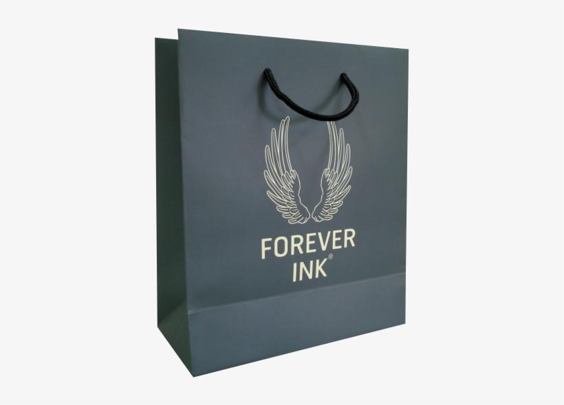 Matt Paper Gifts Bags - Branded Paper Gift Bag, transparent png #2947978