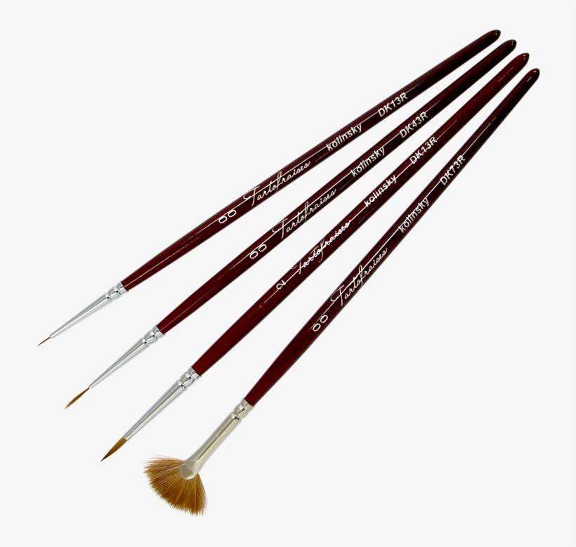 Tartofraises Kolinski Professional Nail Art Brush Kit - Xxshop 15pcs Nail Art Painting Pen Brush (1), transparent png #2948453