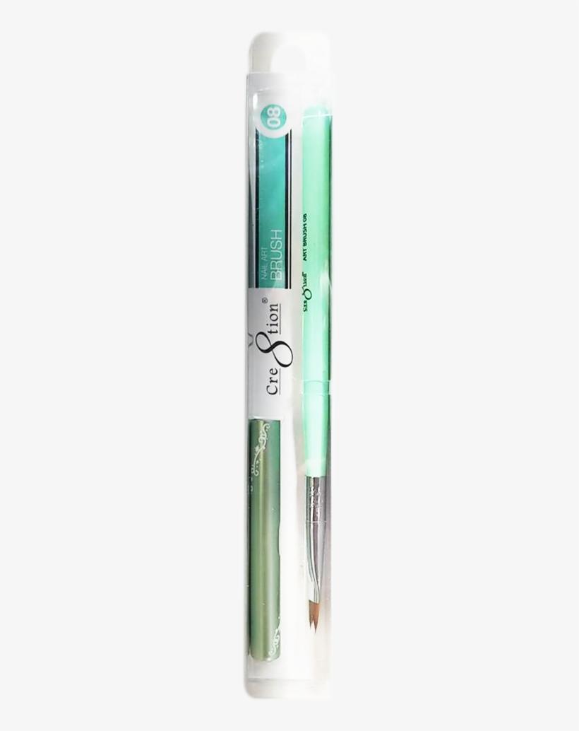 Cre8tion Nail Art Brush, 08, - Xxshop 15pcs Nail Art Painting Pen Brush (1), transparent png #2948667