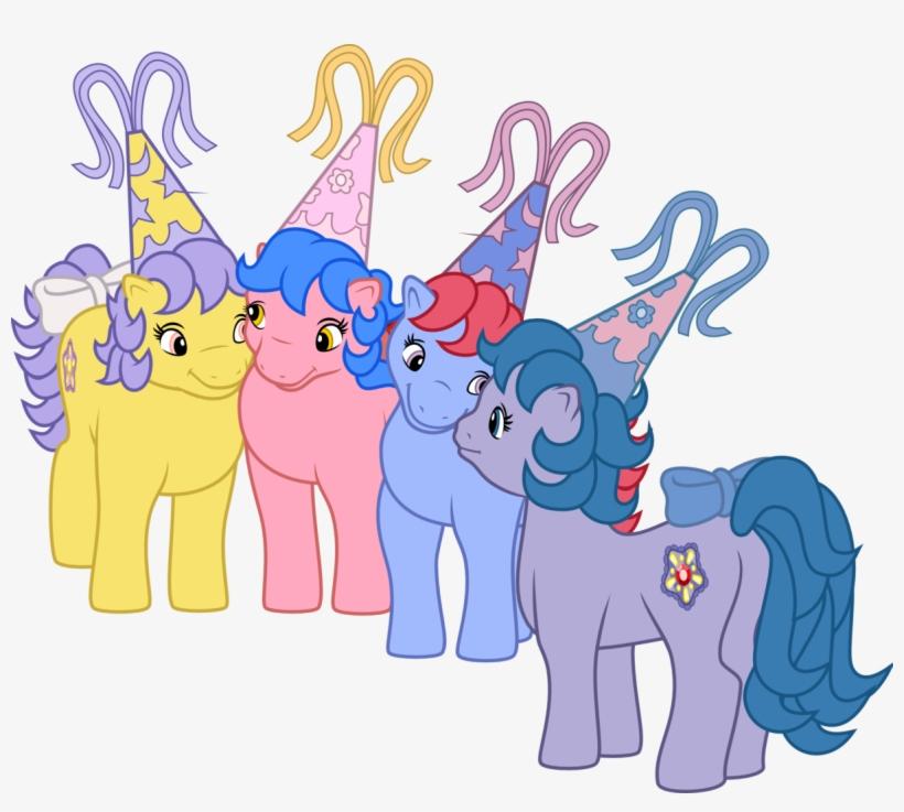 Jeatz-axl, G1, Princess Primrose, Princess Royal Blue, - Mlp Princess Ponies, transparent png #2949898