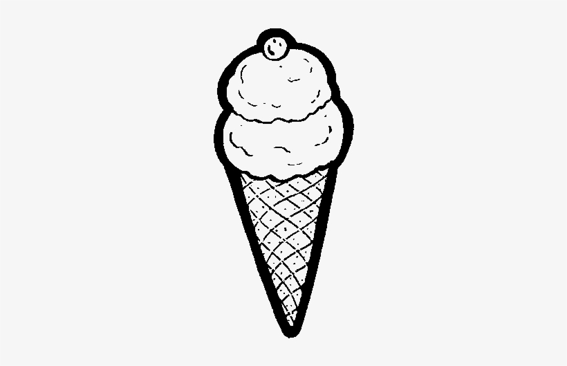 - Helado Dibujo Png - Ice Cream Coloring Pages - Free Transparent PNG  Download - PNGkey