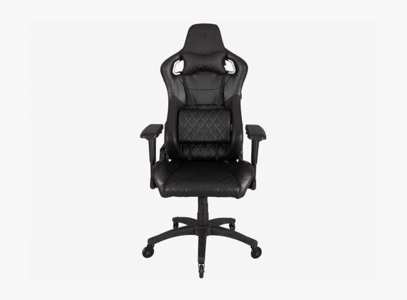 Corsair T1 Race Gaming Chair - Corsair T1 Gaming Chair, transparent png #2953052