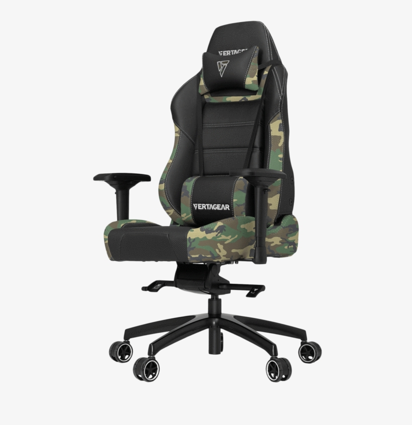 "Pl6000 - "" - Vertagear Gaming Chair, transparent png #2953054"