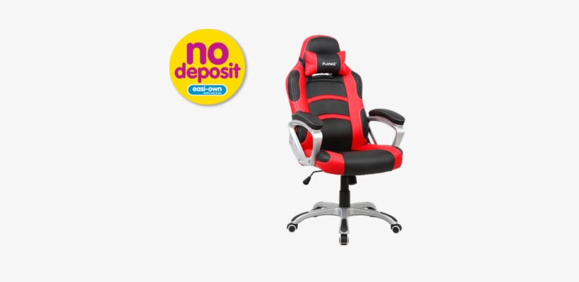 Playmax Gaming Chair - Gaming Chair, transparent png #2953076